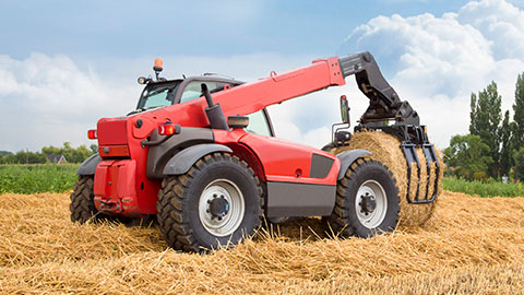 Agricultural attachments make the harvest and hay season a whole lot easier